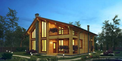 Проект дома Alger - 1
